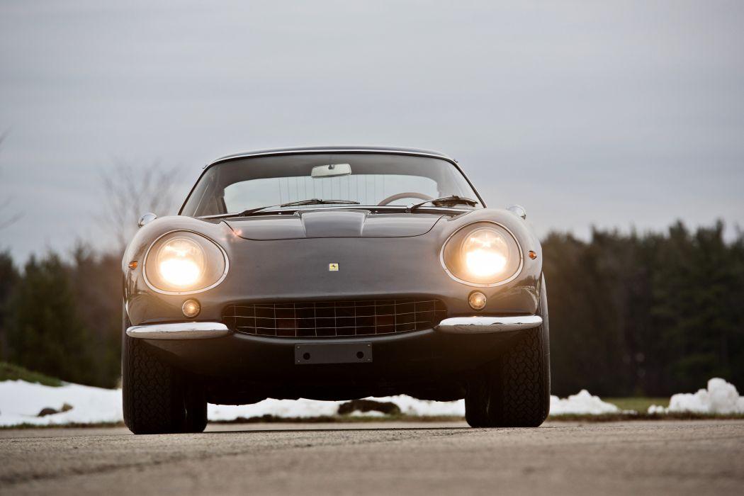 1967 Ferrari 275 GTB-4 Berlinetta Old Classic Exotic Italy -14 wallpaper