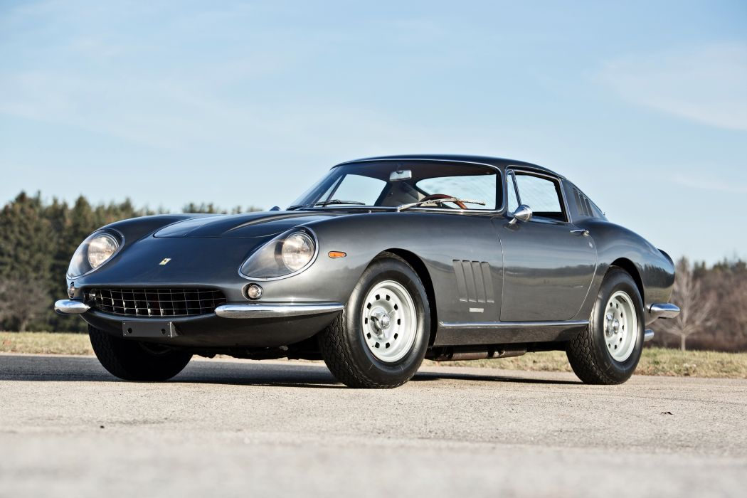 1967 Ferrari 275 GTB-4 Berlinetta Old Classic Exotic Italy -17 wallpaper