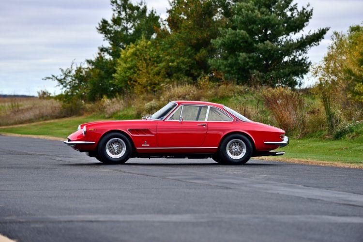 1967 Ferrari 330 GTC Supercar Old Classic Exotic Italy -02 wallpaper