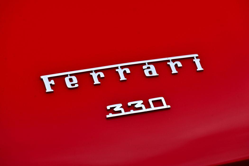 1967 Ferrari 330 GTC Supercar Old Classic Exotic Italy -06 wallpaper