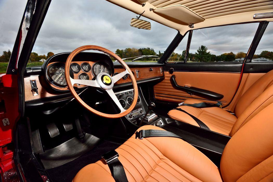 1967 Ferrari 330 GTC Supercar Old Classic Exotic Italy -04 wallpaper