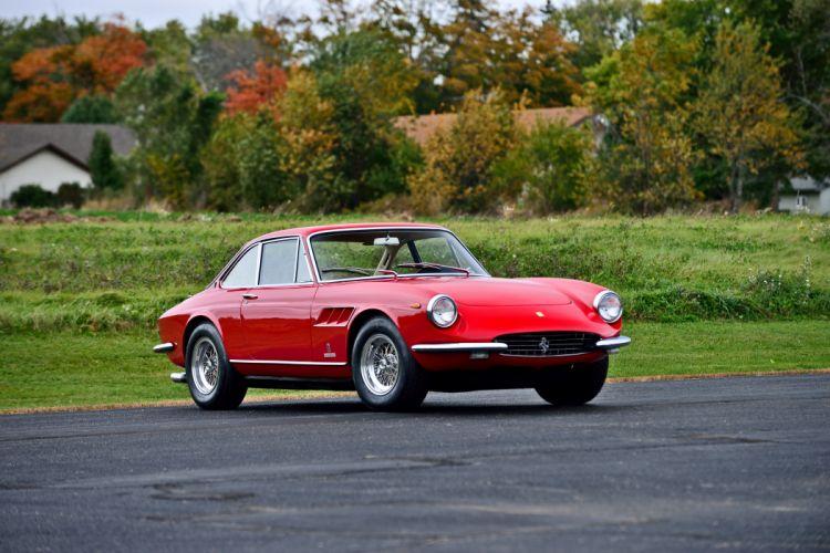 1967 Ferrari 330 GTC Supercar Old Classic Exotic Italy -10 wallpaper