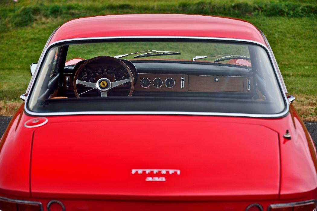1967 Ferrari 330 GTC Supercar Old Classic Exotic Italy -14 wallpaper
