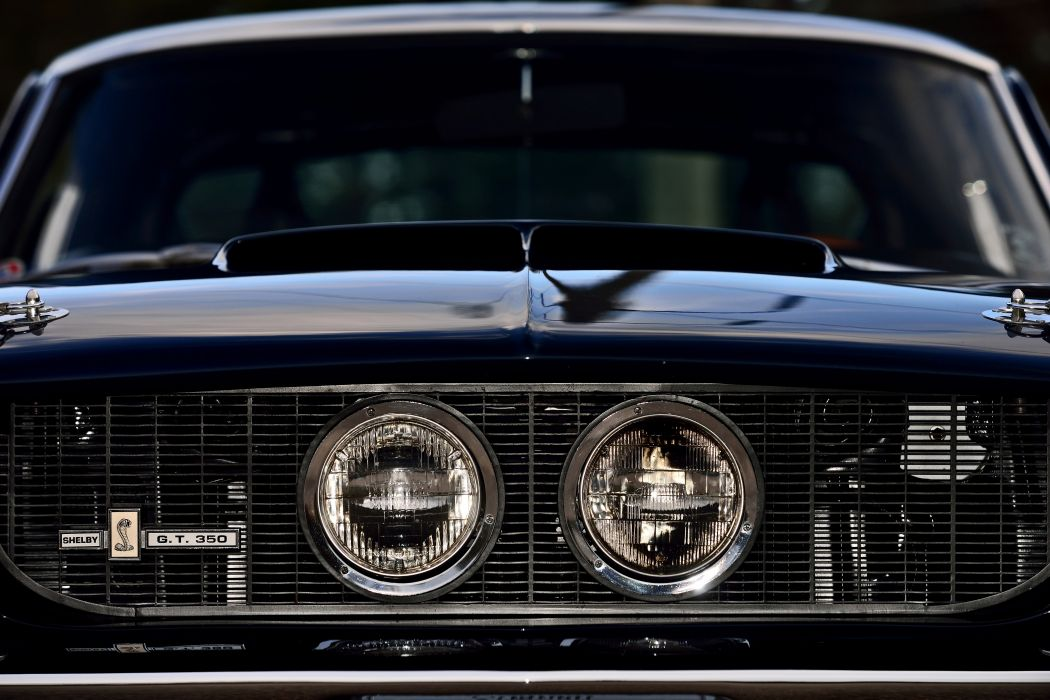 1967 Ford Mustang Sheby GT350 Fastback Muscla Classic Old Original USA -10 wallpaper