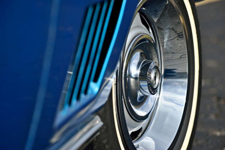 1967 Chevrolet Corvette Convertible Stingray Muscle Classic Old Original USA -10 wallpaper