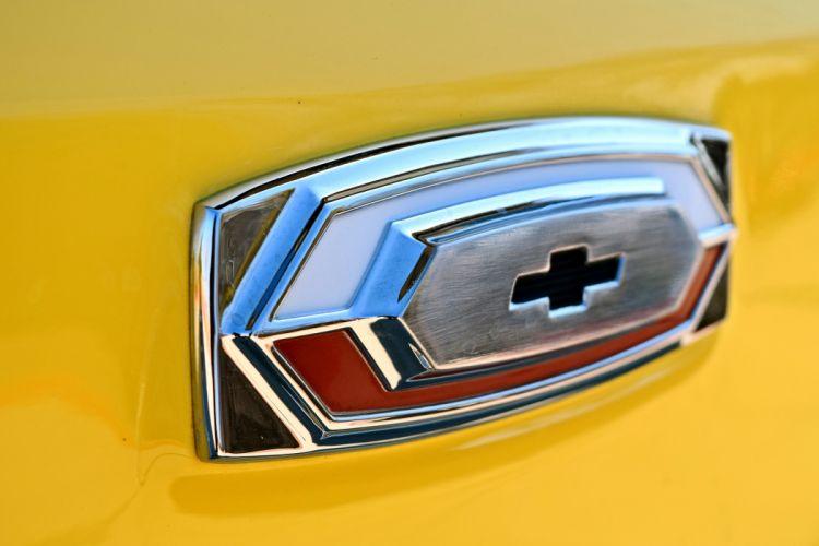 1967 Chevrolet Pickup El Camino Hotrod Streetrod Hot Rod Street Yellow USA -16 wallpaper