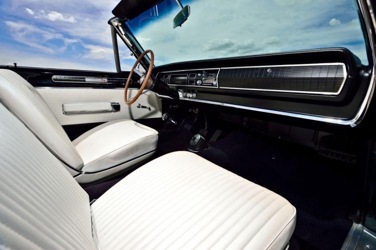 1967 Dodge Hemi Coronet RT Convertible Muscle Old Classic Original USA -05 (2) wallpaper