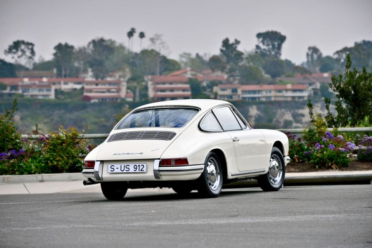 1965 Porsche 356B-912 Prototype Exotic Classic Old Original German -03 wallpaper
