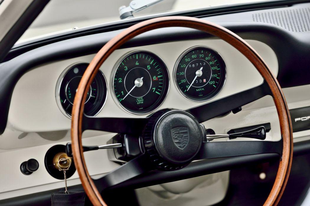 1965 Porsche 356B-912 Prototype Exotic Classic Old Original German -08 wallpaper