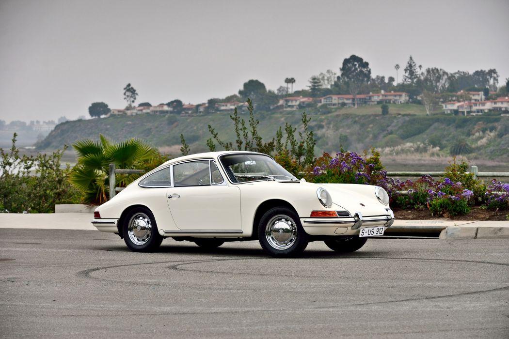 1965 Porsche 356B-912 Prototype Exotic Classic Old Original German -12 wallpaper
