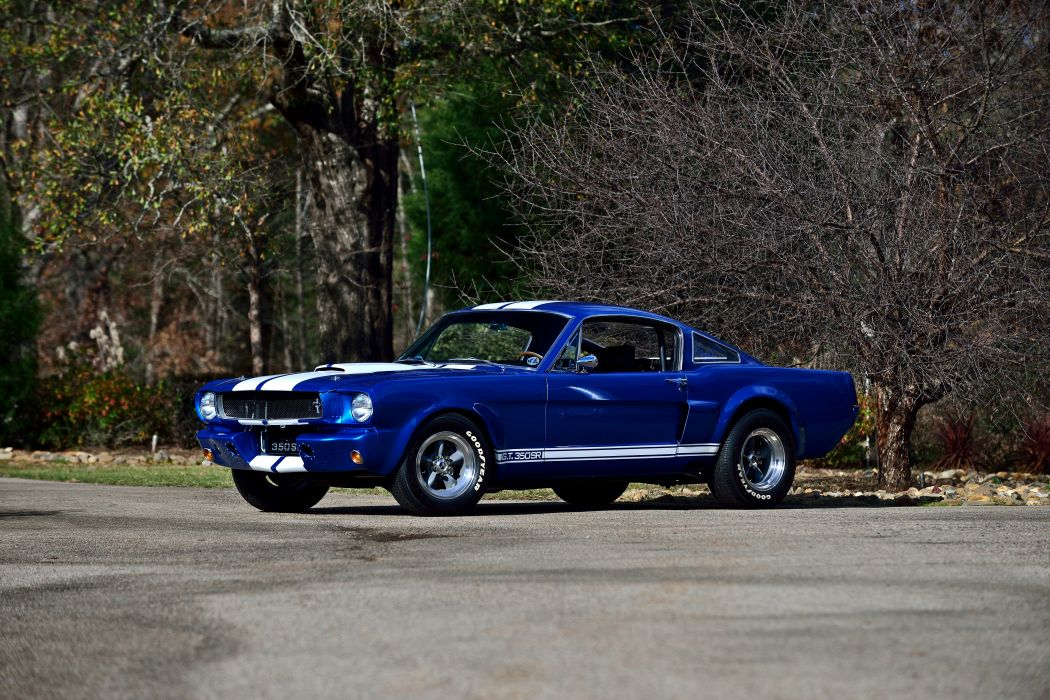 1966 Ford Mustang Fastback Shelby GT500SR Muscle Classic Old USA -01 wallpaper