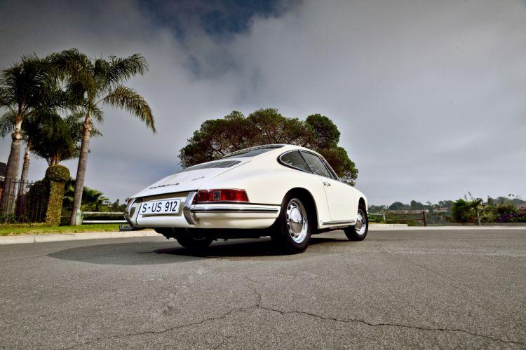 1965 Porsche 356B-912 Prototype Exotic Classic Old Original German -11 wallpaper