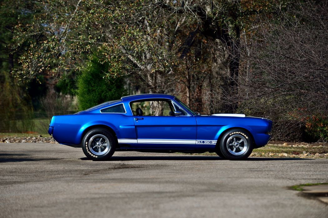1966 Ford Mustang Fastback Shelby GT500SR Muscle Classic Old USA -02 wallpaper