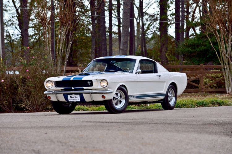 1965 Ford Mustang Fastback Shelby GT350 Muscle Classic Old Original USA 01 wallpaper