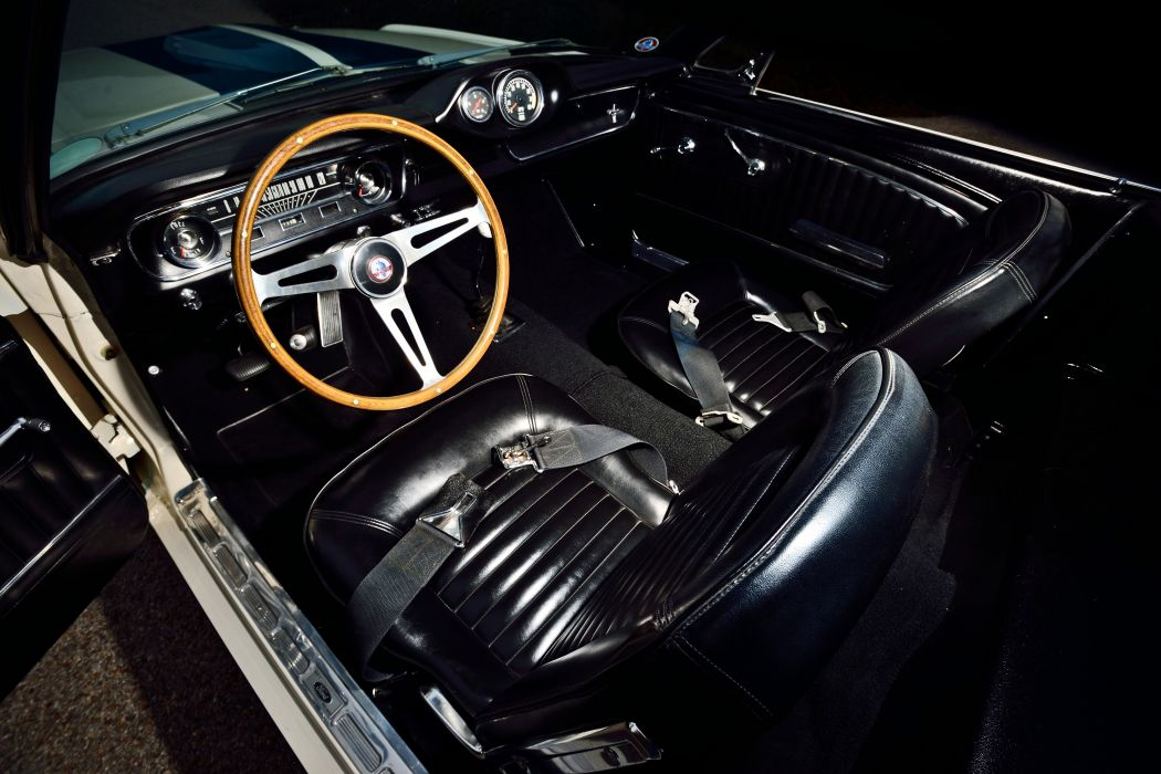 1965 Ford Mustang Fastback Shelby GT350 Muscle Classic Old Original USA 04 wallpaper