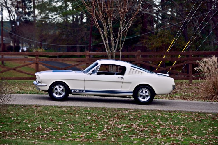 1965 Ford Mustang Fastback Shelby GT350 Muscle Classic Old Original USA 02 wallpaper