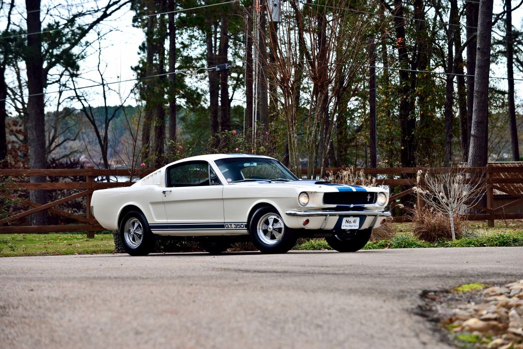 1965 Ford Mustang Fastback Shelby GT350 Muscle Classic Old Original USA 12 wallpaper