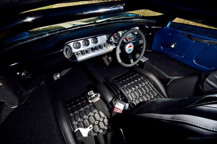1965 Ford GT40 Replica Race Car Classic USA -04 wallpaper