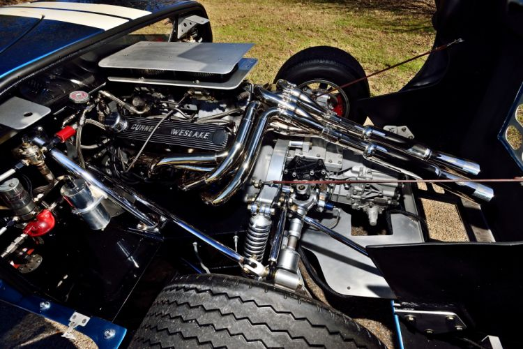 1965 Ford GT40 Replica Race Car Classic USA -06 wallpaper