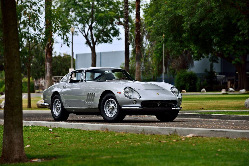 1964 Ferrari 275 GTB Short Nose Supercar Sport Classic Old Exotic Italy -12 wallpaper