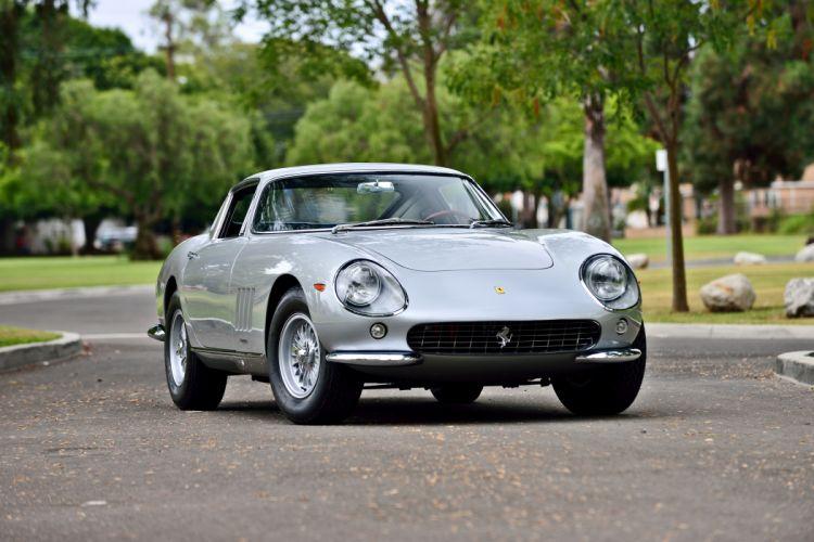 1964 Ferrari 275 GTB Short Nose Supercar Sport Classic Old Exotic Italy -15 wallpaper