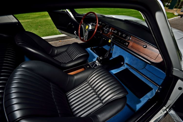 1964 Ferrari 275 GTB Short Nose Supercar Sport Classic Old Exotic Italy -25 wallpaper