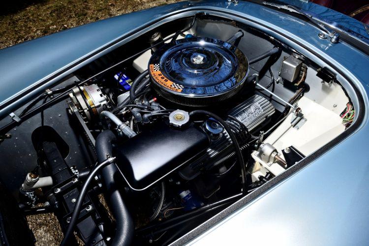 1964 Shelby 289 Cobra Roadstaer Sport Classic Old Original USA -06 wallpaper