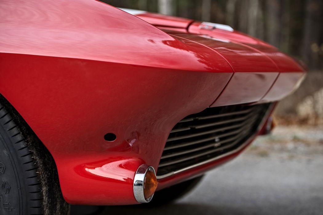 1964 Chevrolet Corvette Stingray Tanker Muscle Old Classic Original USA -14 wallpaper