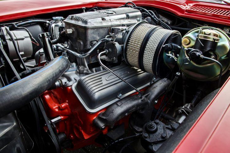 1964 Chevrolet Corvette Stingray Tanker Muscle Old Classic Original USA -16 wallpaper