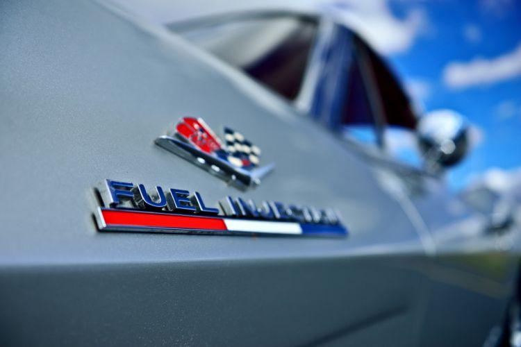 1963 Chevrolet Corvette Stingray Z06 Tanker Muscle Old Classic USA -07 wallpaper