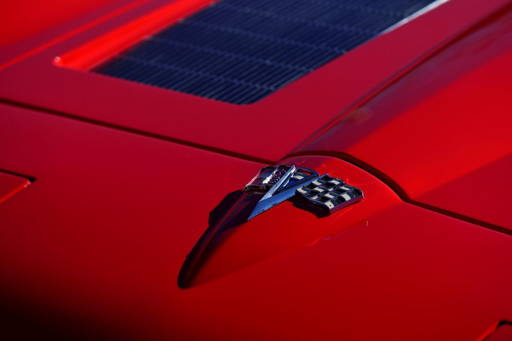 1963 Chevrolet Corvette Z-06 Fuel Injection Muscle Classic Old Original USA -17 wallpaper