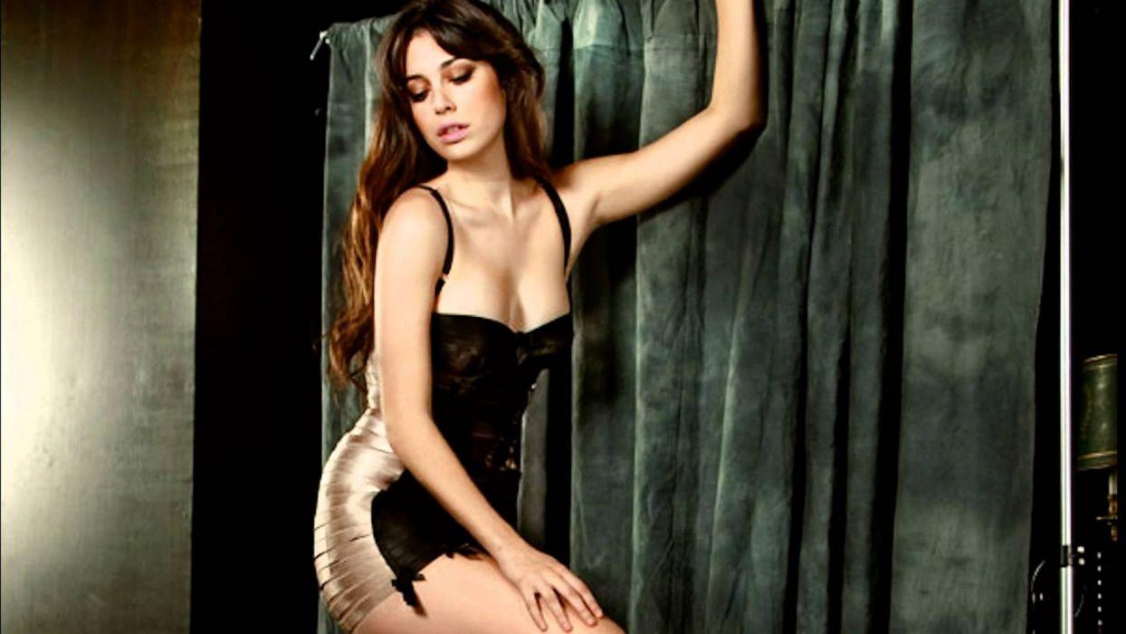 Blanca Suarez actriz modelo españa wallpaper