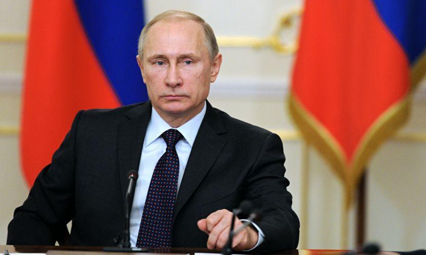 Vladimir Putin presidente rusia wallpaper