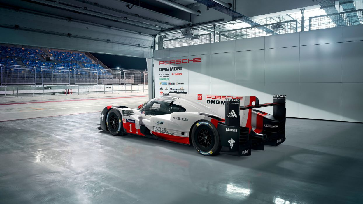porsche 919 hybrid 9r9-17 race car 2017 wallpaper | 3200x1800