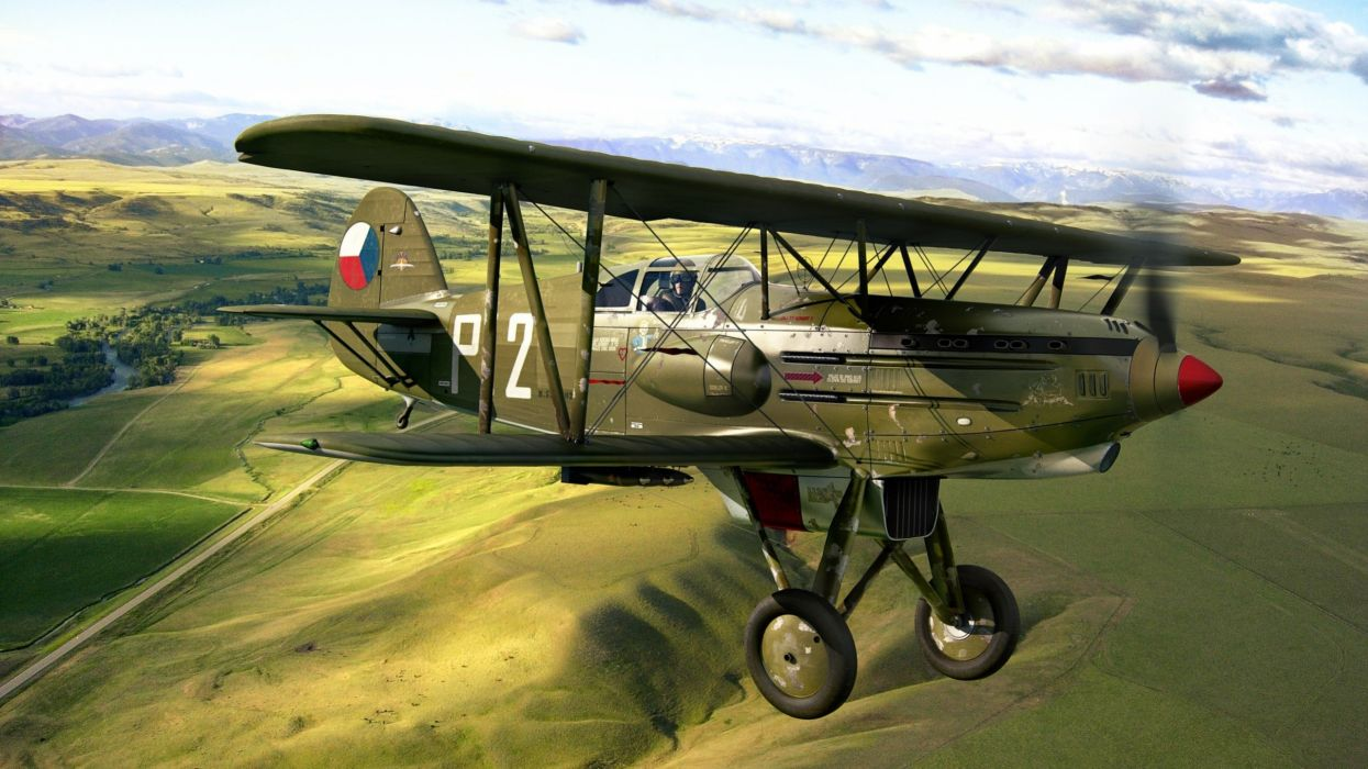 avion militar antiguo 1 guerra mundial wallpaper