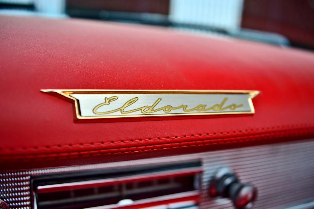 1953 Cadillac Eldorado Convertible Classic Old Vintage Original USA -06 wallpaper