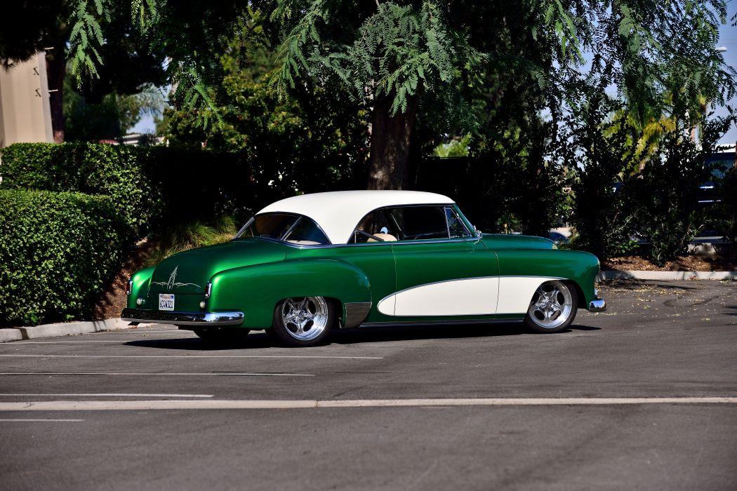 1951 Chevrolet Chevy Bel Air Belair Pro Touring Cruiser Street Rod Rodder Hot Low USA -03 wallpaper