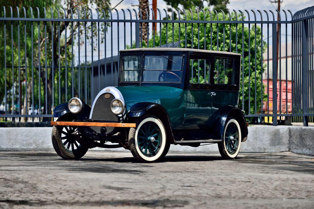 1920 Franklin 9-B Sedan Old Classic Retro Vintage Original USA -01 wallpaper