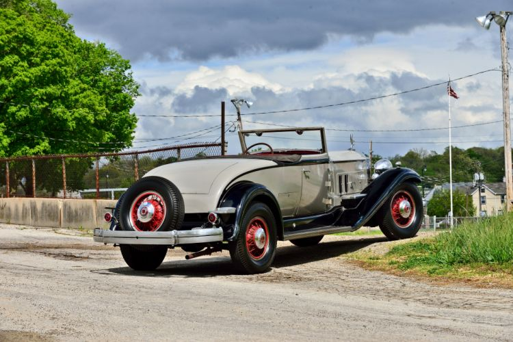 1932 Packard Twin Six Roadster Coupe Old Classic Vintage Original USA -03 wallpaper