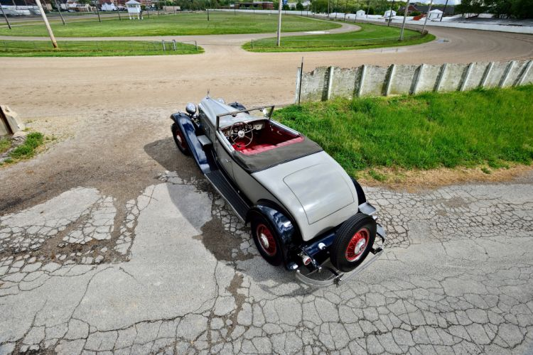 1932 Packard Twin Six Roadster Coupe Old Classic Vintage Original USA -11 wallpaper