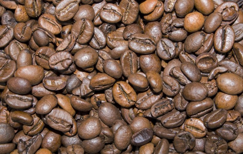background coffee coffee beans detail wallpaper