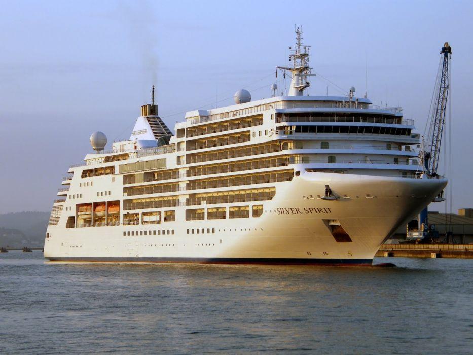 crucero lujo embarcacion wallpaper