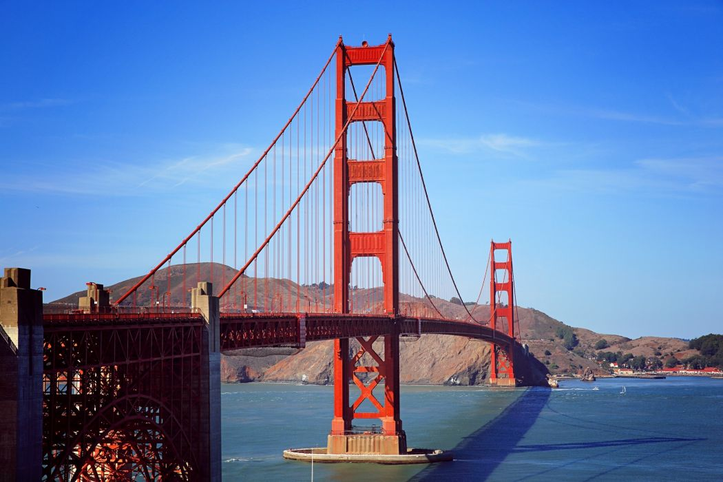 bridge california golden gate bridge landmark san francisco wallpaper