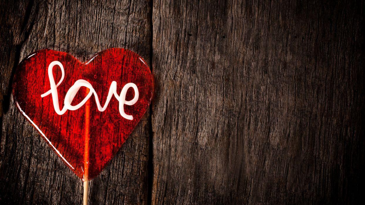 candy dark design dirty heart lollipop love romance romantic rough shape sweet symbol texture valentines day wood wooden wallpaper
