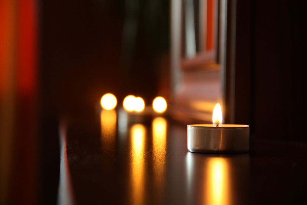 candlelight candles date romance romantic wallpaper