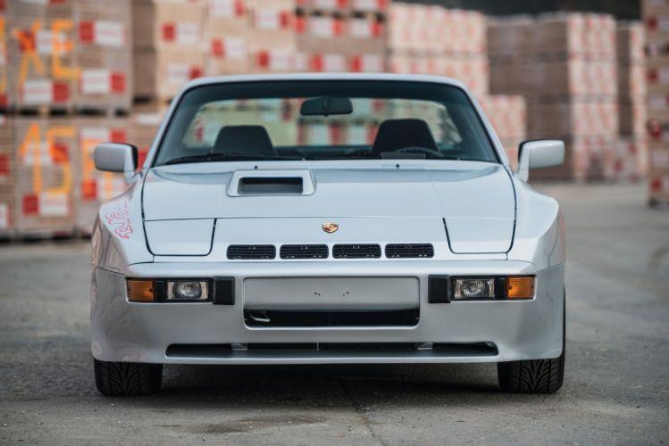 Porsche 924 Carrera GT wallpaper