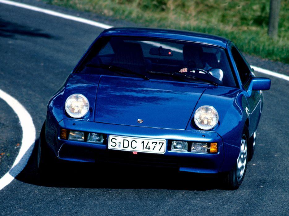 Porsche 928 wallpaper