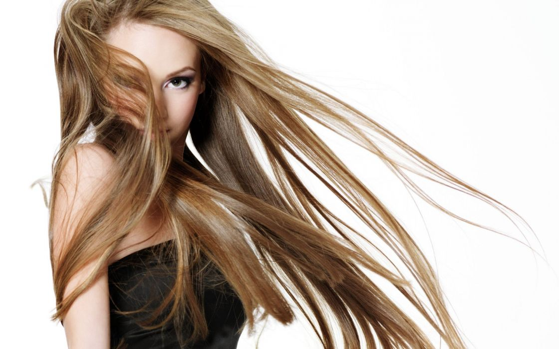 Sensuality woman-girl-sexy-sensual-blonde-model-hair-wind-looking wallpaper