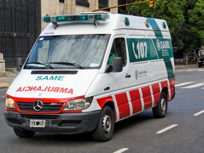 Ambulancia vehiculo urgencia medico wallpaper