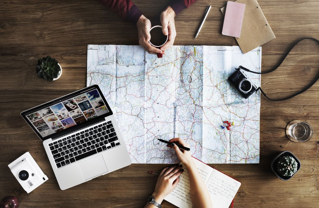 office people plan planning strategy table technology topography tourism tourist transportation wallpaper